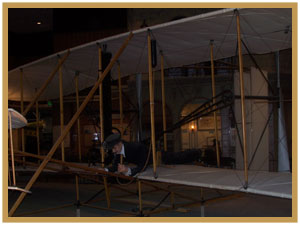 Wright Brothers Exhibit